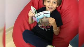 Anasınıfı 6 yaş B / Kütüphane /Görsel Okuma