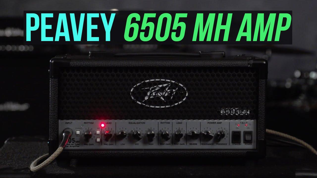 Peavey 6505 Mh Review : peavey 6505 mh guitar amp youtube ~ Vivirlamusica.com Haus und Dekorationen