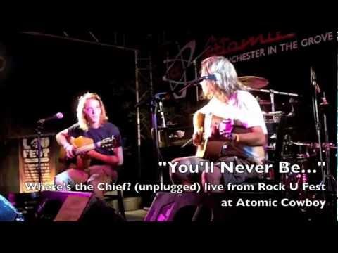"""You'll never be..."" live at Rock U Fest 7/28/12"