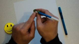 Как научить ребенка правильно держать ручку.