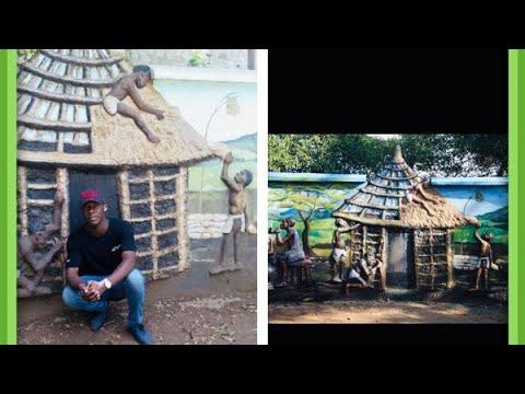 AFRIKAN TRADITIONS\\ KISUMU MUSEUM\\ KENYA 🇰🇪