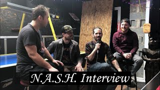 N.A.S.H. Interview by Michael Nagy