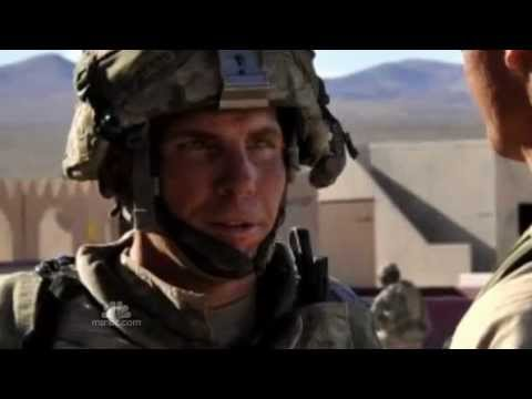 Afghan Massacre Soldier's Identity Revealed