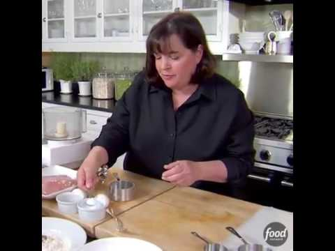Barefoot Contessas Parmesan Chicken Receipe ....