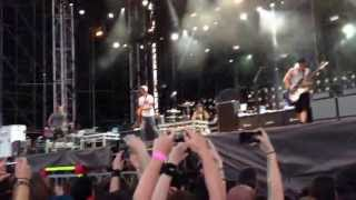 All Time Low (Live Rock in Roma 5-6-13)- Lost in Stereo