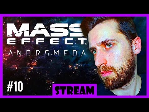SEXYTIME CORÁVAL 🐧 Mass Effect: Andromeda #10