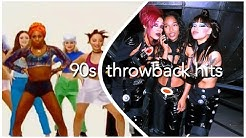 90'S THROWBACK HITS (PART 1)
