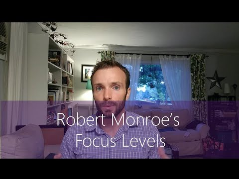 Bob Monroe's Focus Levels and Conditions A - D