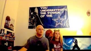 Live Star Wars The Last Jedi Trailer Reaction