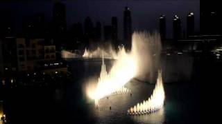 Dubai Fountains | Best Quality filmed with Canon EOS550D in Full HD