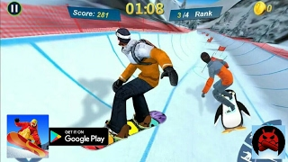 Snowboard Master 3D | Android Gameplay