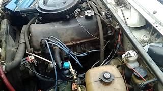 ВАЗ-2106 плохо работает на бензине, ч4 (газовый клапан ч2)