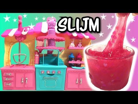 Makkelijk slijm maken met de Num Noms silly shakes maker!