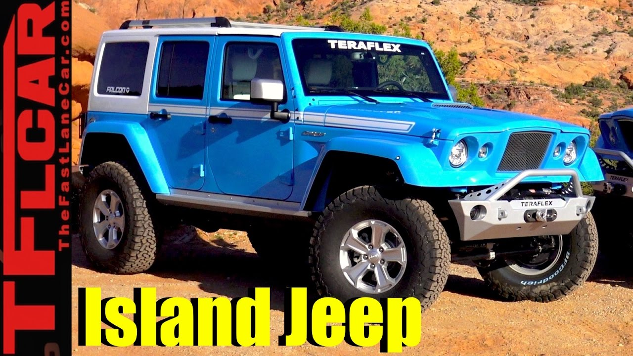 2017 Jeep Wrangler Chief How To Build Your Own Personal Concept