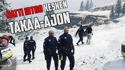 GTA V RP - Motarilla katolleen ja kaiteisiin #39 (poliisi)