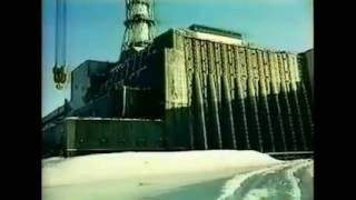рассекреченные съемки аварии на ЧАЭС