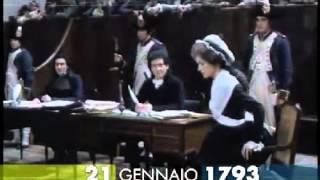 21 gennaio 1793 la decapitazione di Luigi XVI