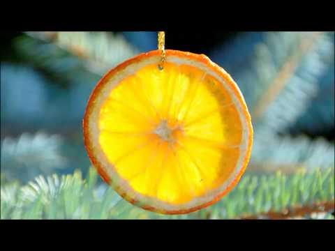 Jak suszyć plasterki pomarańczy?