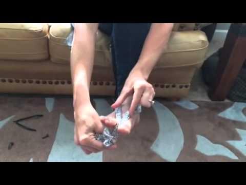 5d124c9058d349 Outrageously Comfy DIY Sling Sandal - YouTube