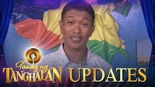 Tawag ng Tanghalan Update: Armando Mandapat warns his future competitors
