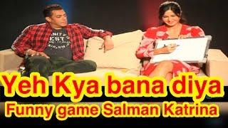Salman Khan Katrina Kaif - Bharat - Exclusive and Funny Interview #