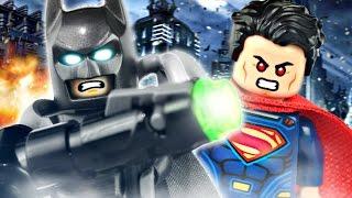 """LEGO Batman v Superman : 76044 """"Clash of Heroes"""" - Review"""