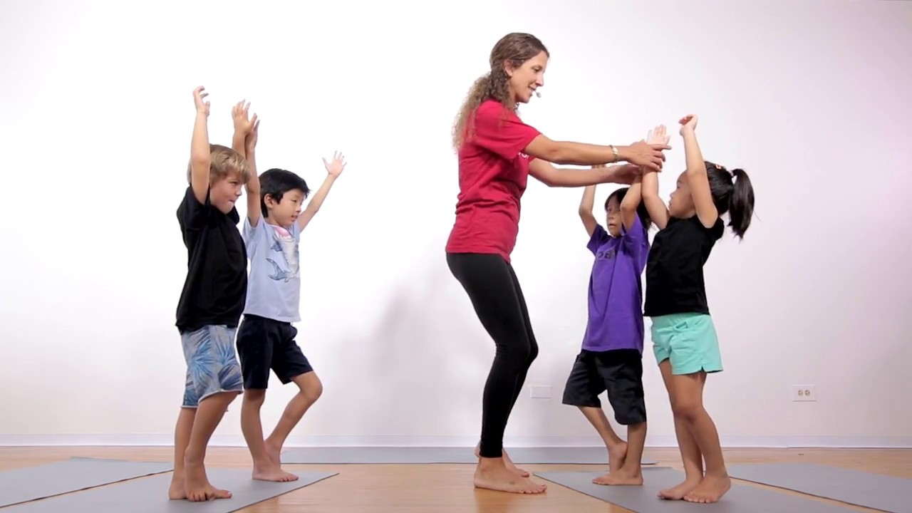 Yoga For Beginners | 20 Minute Kids Yoga Class with Yoga Ed  | Ages 3-5