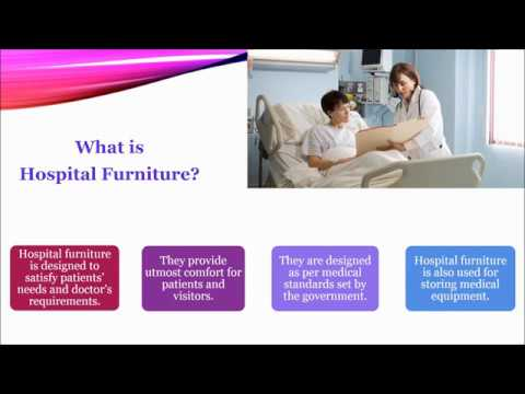 Hospital Furniture Suppliers in UAE