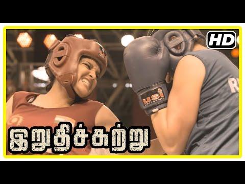 Irudhi Suttru Tamil Movie | Climax Scene |...