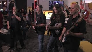 BandFuse: Rock Legends - E3 2013 Stage Demo