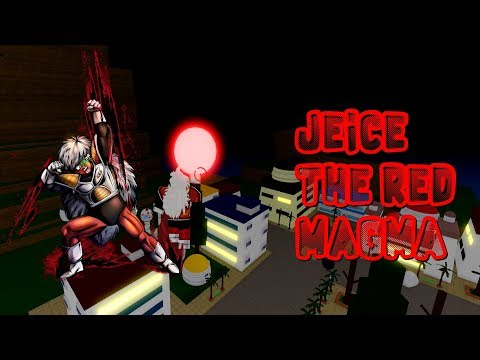 I'm Jeice, the Red Magma  |  Dragon Ball Z Final Stand
