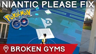 POKÉMON GO NEEDS TO BE FIXED @PokemonGoApp @NianticLabs