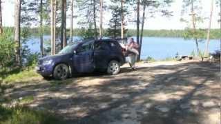 К терскому берегу. часть 2 (Карелия, Кольский 2012) - FullHD