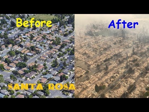 Santa Rosa Fires, ‪Napa fire‬‏, ‪California fires‬‏, ‪Santa Rosa fire map‬‏, ‪Sonoma county fire