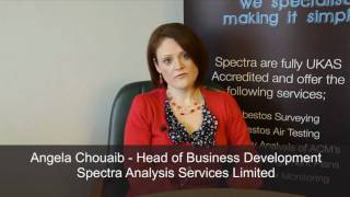 Asbestos Surveys - Interview with Spectra Analysis