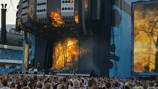 Ed Sheeran, I See Fire. Ullevi Gothenburg 11/7-18