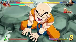 DRAGON BALL FIGHTER Z DLC Vegetto SSGSS Arcade Mode