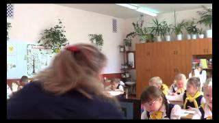Урок письма в 1 классе по ФГОС.(Учитель МБОУ СОШ №76 г.Ижевск Филиппова С Ю)