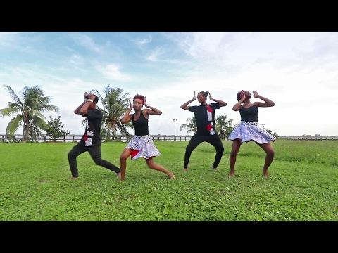 Ric Hassani - Gentleman | Choreography by Gaby Asabina & Sharifa van Amson | #Suriname