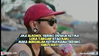 Status wa minuman keras part 3