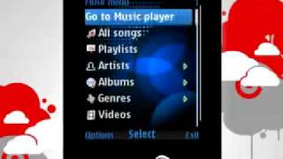 Nokia 5610 Music Player & Slider