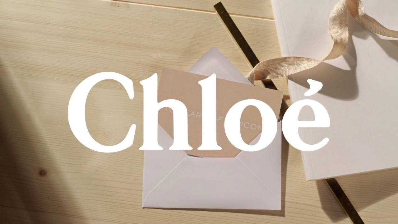 Chloé 10 Years Of An Icon Chloé Eau De Parfum Youtube