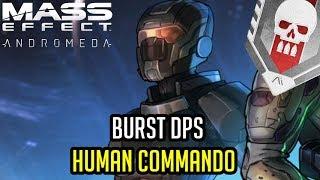 The Burst DPS Human Commando [PLATINUM] Build - Andromeda Multiplayer (A-Z Playthrough)
