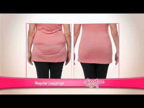 36b3e018f24c7 Slim & Tone Leggings, CTA, V7 - YouTube
