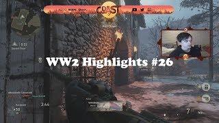 Dare Coast | WW2 Highlights #26 (NEW MAP CLIPS w/KILLCHAIN!) @DareCoast