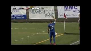 Cam Vickers USLPRO Highlights 2014