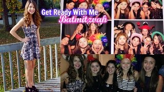 Get Ready With Me-Batmitzvah
