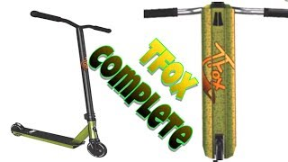 TANNER FOX SIGNATURE SCOOTER! EXPLAINED!