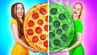 WOW! СRAZY FOOD TRICKS AND HACKS || Cool Food Ideas And Life Hacks by 123 GO! GOLD