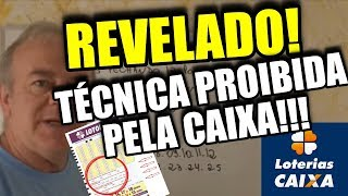 SORTUDO REVELA SEGREDO PR0IBID0 PELA CAIXA - LOTOFACIL